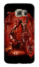 Load image into Gallery viewer, Hellboy Samsung Galaxy S4 5 6 7 8 Edge Note 3 4 5 Plus Case Cover 9