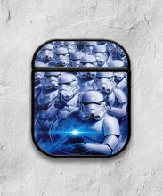 Load image into Gallery viewer, Star Wars Stormtrooper case for AirPods 1 or 2 protective cover skin 03