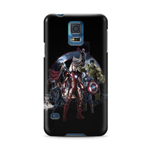Load image into Gallery viewer, Avengers Age Of Ultron Samsung Galaxy S4 S5 S6 Edge Note 3 4 Case Cover