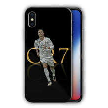 Load image into Gallery viewer, Iphone 5s SE 6 6S 7 8 X XS Max XR 11 12 Pro Plus SE Case Cristiano Ronaldo  n8