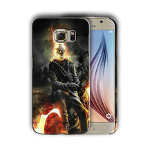 Load image into Gallery viewer, Ghost Rider Samsung Galaxy S4 5 6 7 8 9 10 E Edge Note 3 4 5 8 9 10 Plus Case n4