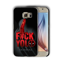Load image into Gallery viewer, Super Hero Deadpool Samsung Galaxy S4 5 6 7 8 9 10 E Edge Note Plus Case n3