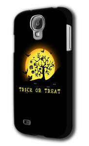 Halloween Trick Or Treat Samsung Galaxy S4 S5 S6 Edge Note 3 4 5 + Plus Case