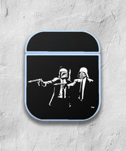 Load image into Gallery viewer, Star Wars Darth Vader case for AirPods 1 or 2 protective cover skin 12