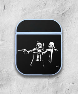 Star Wars Darth Vader case for AirPods 1 or 2 protective cover skin 12