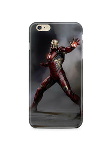 Iron Man Avengers Iphone 4s 5s 5c 6 6S 7 8 X XS Max XR Plus Cover Case Comics