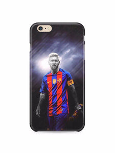 Iphone 4S 5 5s 5c 6 6S 7 8 X XS Max XR Plus SE Case Cover Leo Messi  Soccer 01