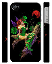 Load image into Gallery viewer, Ireland Irish Fairy iPhone 4S 5S 5c 6 6S 7 8 X XS Max XR 11 Pro Plus Case Cover
