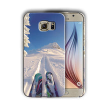 Load image into Gallery viewer, Extreme Sports Skiing Samsung Galaxy S4 S5 S6 S7 Edge Note 3 4 5 Plus Case 02