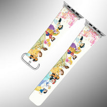 Load image into Gallery viewer, Disney Princess Apple Watch Band 38 40 42 44 mm Series 5 1 2 3 4 Wrist Strap 02