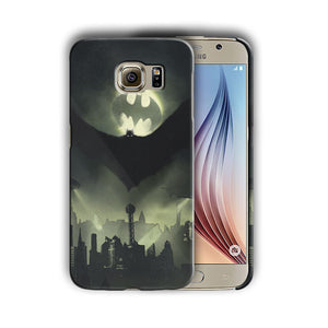 Super Hero Batman Samsung Galaxy S4 5 6 7 8 9 10 E Edge Note 3 - 10 Plus Case n8