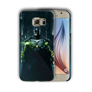 Super Hero Batman Samsung Galaxy S4 S5 S6 S7 S8 Edge Note 3 4 5 8 Plus Case n6