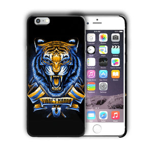 Tigres UANL Iphone 4S 5 5s 6S 7 8 X XS Max XR 11 Pro Plus SE Case Cover 02