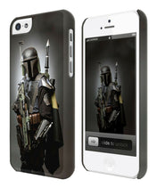 Load image into Gallery viewer, Star Wars Boba Fett Iphone 4s 5 6 7 8 X XS Max XR 11 Pro Plus Case 132
