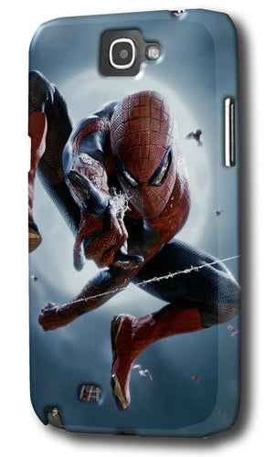 Amazing Spider Man Samsung Galaxy S4 5 6 7 8 Edge Note 3 4 5 + Plus Case Cover