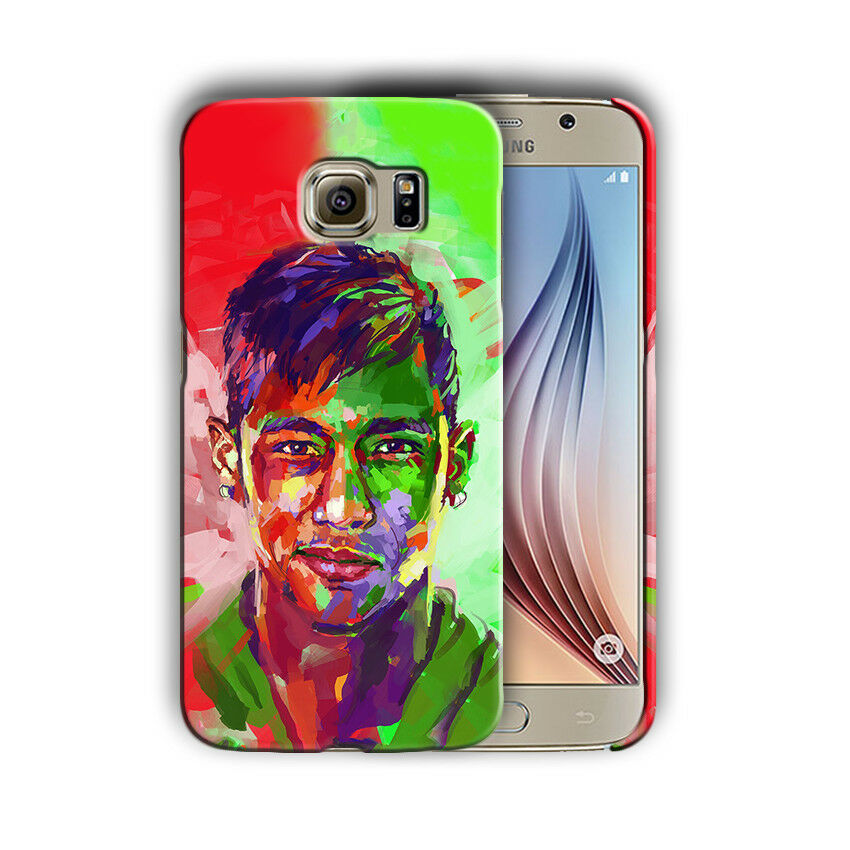 Neymar JR Samsung Galaxy S4 5 6 7 8 9 10 E Edge Note 3 - 10 Plus Case Cover 8