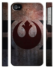 Load image into Gallery viewer, Star Wars Jedi Order Logo Iphone 4s 5 6 7 8 X XS Max XR 11 Pro Plus Case