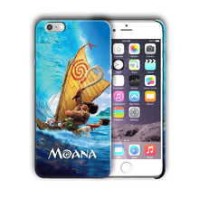 Load image into Gallery viewer, Moana Maui Pua Iphone 4 4s 5 5s 5c SE 6 6s 7 Plus Case Cover 07