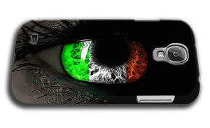 Ireland Irish Flag Symbol Samsung Galaxy S4 S5 S6 Edge Note 3 4 5 + Plus Case