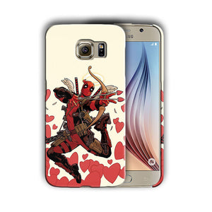 Super Hero Deadpool Samsung Galaxy S4 S5 S6 S7 S8 Edge Note 3 4 5 8 Plus Case n8