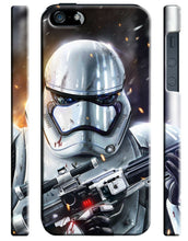 Load image into Gallery viewer, Star Wars Stormtrooper Iphone 4 4s 5 5s 5c 6 6S 7 + Plus Case Cover 133