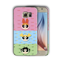 Load image into Gallery viewer, Powerpuff Girls Samsung Galaxy S4 5 6 7 8 9 10 E Edge Note 3 - 9 Plus Case 05