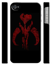 Load image into Gallery viewer, Star Wars Mandalorian Iphone 4s 5 6 7 8 X XS Max XR 11 Pro Plus Case SE 10