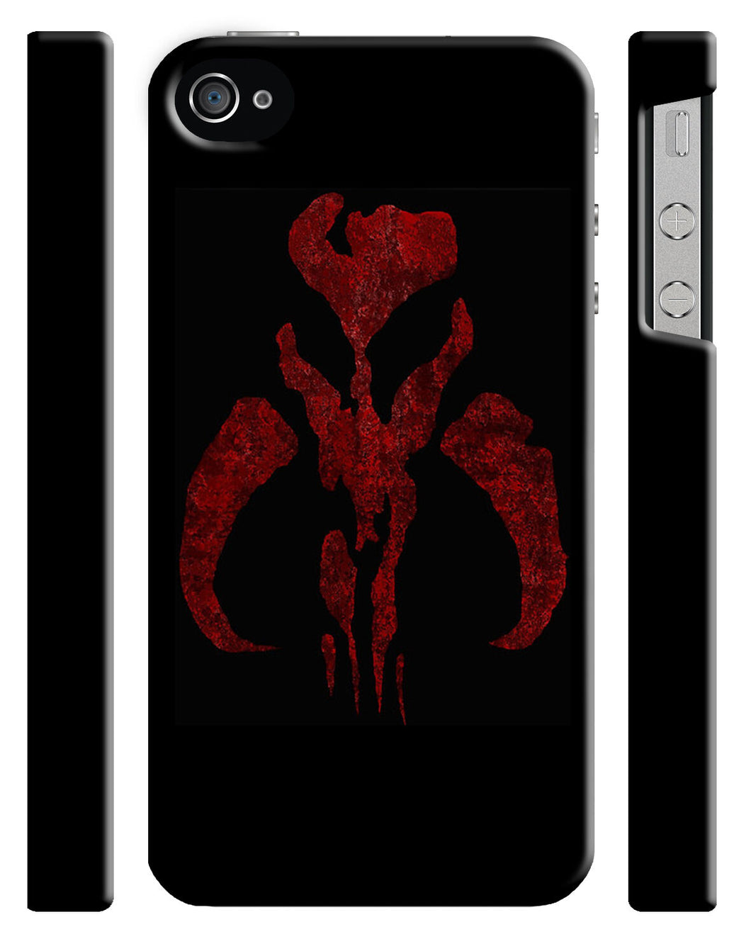 Star Wars Mandalorian Iphone 4s 5 6 7 8 X XS Max XR 11 Pro Plus Case SE 10