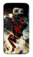 Load image into Gallery viewer, Deadpool Hero Samsung Galaxy S4 5 6 7 8 9 10 E Edge Note 3 - 10 Plus Case sg6