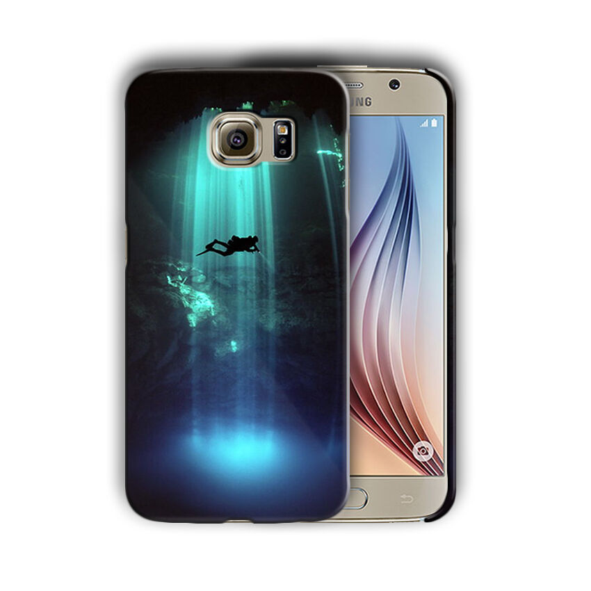 Extreme Sports Diving Samsung Galaxy S4 S5 S6 S7 Edge Note 3 4 5 Plus Case 04