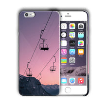 Load image into Gallery viewer, Extreme Sports Skiing Iphone 4 4s 5 5s 5c SE 6 6s 7 + Plus Case Cover 05