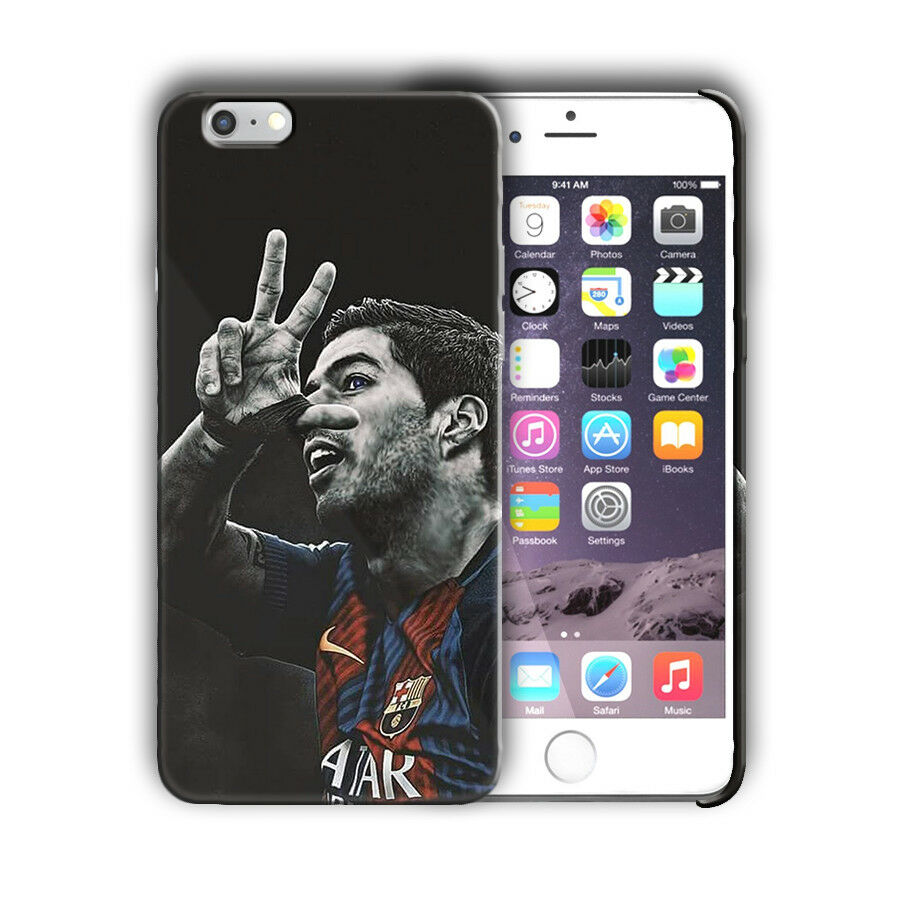 Luis Suarez Iphone 4 4S 5 5s 5c SE 6 6S 7 8 X XS Max XR Plus Case Cover 5