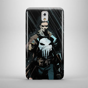 The Punisher Samsung Galaxy S4 S5 S6 S7 S8 Edge Note 3 4 5 + Plus Case Cover 3