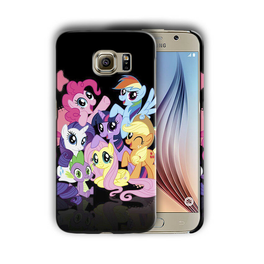 My Little Pony Samsung Galaxy S4 5 6 7 8 9 10 E Edge Note 3 4 5 8 9 Plus Case 11