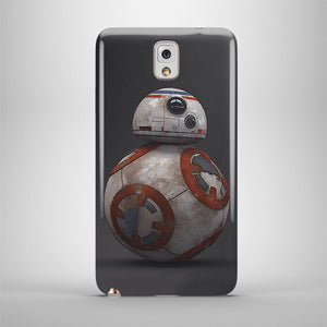 Star Wars BB-8 Droid Samsung Galaxy S4 5 6 7 8 9 10 E Edge Note Plus Case 149
