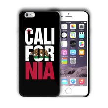 Load image into Gallery viewer, California State Flag Iphone 4s 5s 5c SE 6 6s 7 8 X XS Max XR Plus Case 04