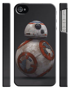 Star Wars 2015 BB-8 Droid Iphone 4s 5 6 7 8 X XS Max XR 11 Pro Plus Case 149