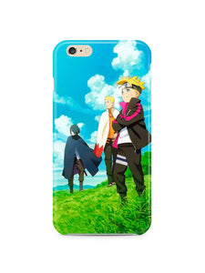 Boruto Next Generations Iphone 4s 5s 5c SE 6 6s 7 8 X XS Max XR Plus Case 05
