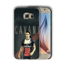 Load image into Gallery viewer, Edinson Cavani Samsung Galaxy S4 5 6 7 8 9 Edge Note 3 4 5 8 9 Plus Case Cover 2