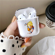 Load image into Gallery viewer, Anime Dragon Ball Silicone Case for AirPods 1 2 3 Pro gel clear cover SN 178