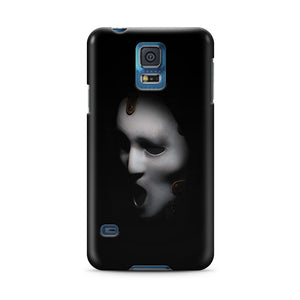 Halloween Scream Mask Horror Samsung Galaxy S4 S5 S6 Edge Note 3 4 Case Cover s2