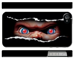 Halloween Chucky Horror Iphone 4 4s 5 5s 5c SE 6 6S 7 8 X + Plus Case Cover