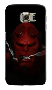 Hellboy Samsung Galaxy S4 5 6 7 8 Edge Note 3 4 5 Plus Case Cover 2