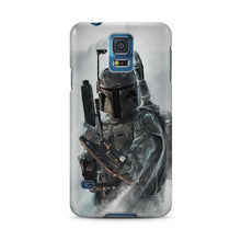 Load image into Gallery viewer, Star Wars Boba Fett Samsung Galaxy S4 5 6 7 8 9 10 E Edge Note Plus Case 150