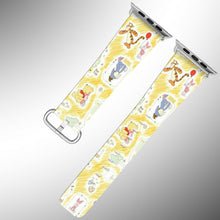 Load image into Gallery viewer, Winnie the Pooh Apple Watch Band 38 40 42 44 mm Disney 5 1 2 3 4 Wrist Strap 2