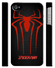 Load image into Gallery viewer, Iphone 4 4s 5 5s 5c 6 6S + Plus Cover Case Amazing Spider-Man Logo Hero Comics 6