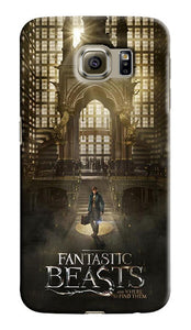 Fantastic Beasts Samsung Galaxy S4 5 6 7 Edge Note 3 4 5 Plus Case Cover 8