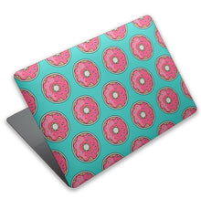 Load image into Gallery viewer, Donut Sinker Doughnut MacBook case for Mac Air Pro M1 13 16 Cover Skin SN98