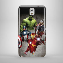 Load image into Gallery viewer, Avengers Hulk Samsung Galaxy S4 S5 S6 S7 8 Edge Note 3 4 5 8 + Plus Case Cover 2