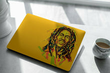 Load image into Gallery viewer, Bob Marley Rastaman MacBook case for Mac Air Pro M1 13 16 Cover Skin SN74